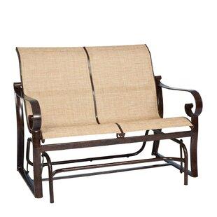 Belden Love Seat by Woodard