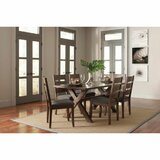 Broome 5 Piece Solid Wood Dining Set by Gracie Oaks