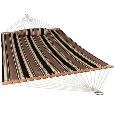 Crespo Polyester Double Speader Bar Hammock by Bloomsbury Market Modern