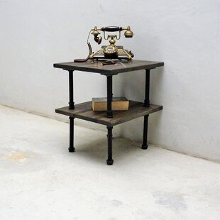 Price comparison Cissell Industrial Chic End Table By Williston Forge