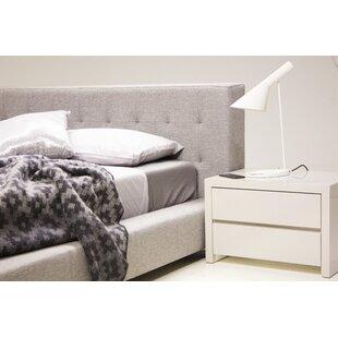 Mobital Fresca Upholstered Platform Bed