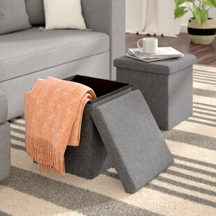 Bloomfield Storage Ottoman (Set Of 2)