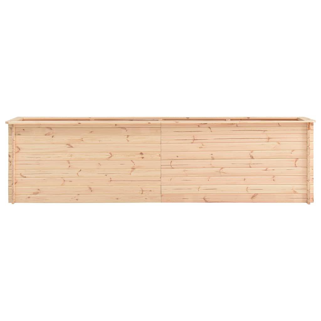 Cristobal Wooden Planter Box