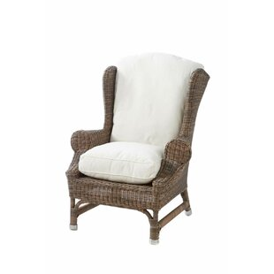 Nic.W Garden Chair With Cushion By Riviera Maison