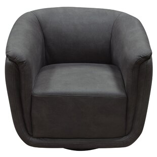 Logan Swivel Accent Barrel Chair