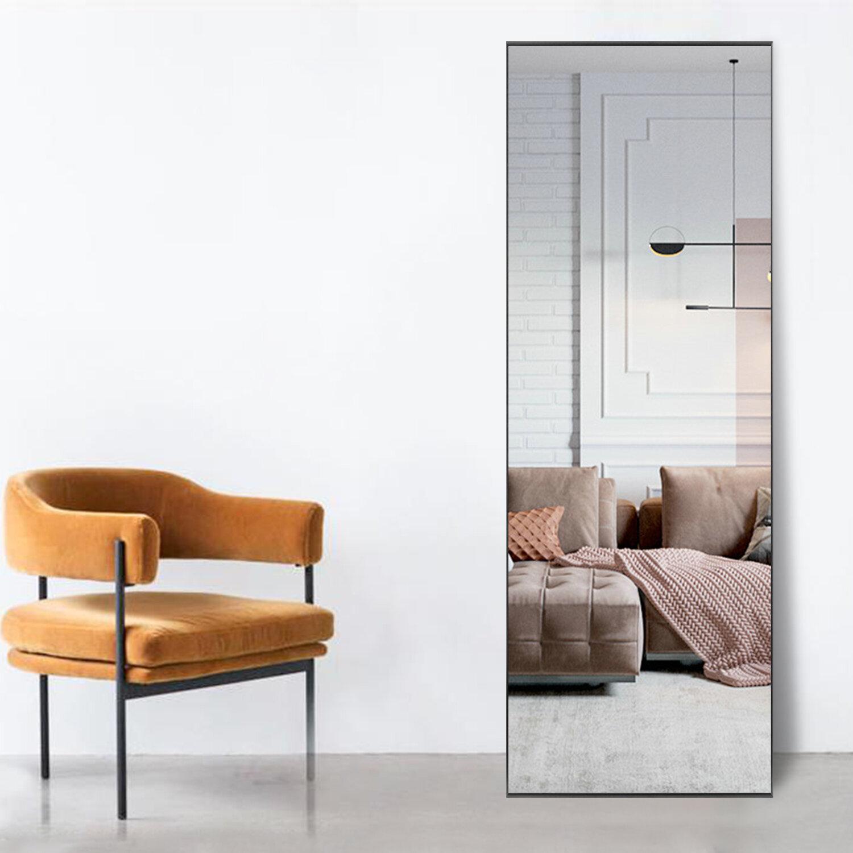 Image of: Latitude Run Seyfried Modern Contemporary Bathroom Vanity Mirror Reviews Wayfair