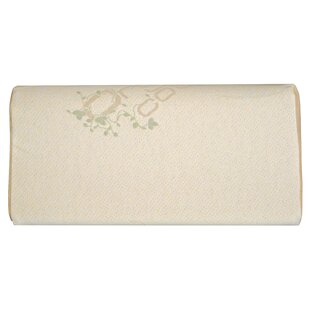 Alwyn Home 100% Cotton Memory Foam Pillow