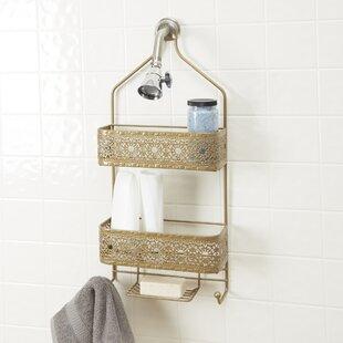 Gold Shower Bath Cads You Ll Love Wayfair