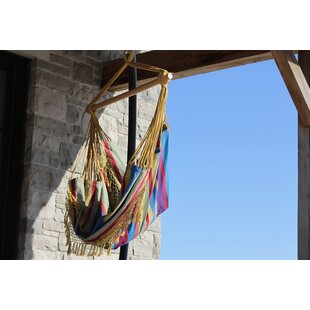 Edith Cotton Hanging Chair Image