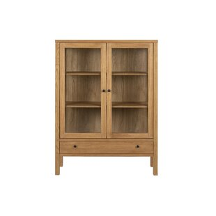 Cordele Standard Display Cabinet By August Grove