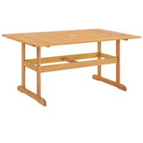 Sharice Wooden Dining Table