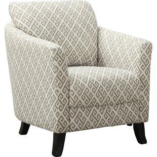 Maze Armchair by Monarch Specialties Inc.