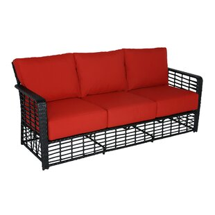 Meadow Decor Melrose Sofa with Cushions