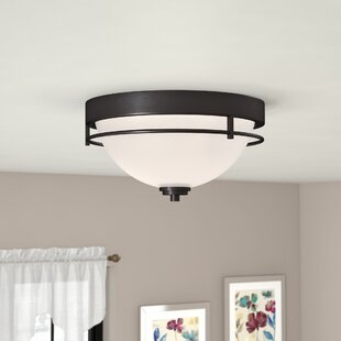 Andover Mills Casias 3-Light Flush Mount