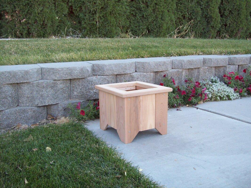 ro woods boxes s calgary product planter cedar resized