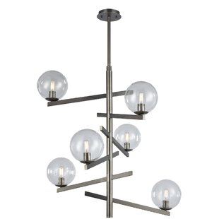 Stoudt 6-Light Novelty Cha..