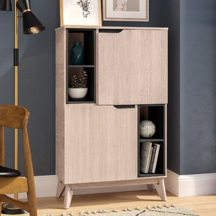 Read Reviews Ezra Storage Cabinet by Langley Street