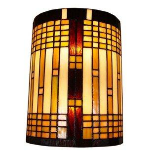 Price Check Geometric 2-Light Wall Sconce By Amora Lighting