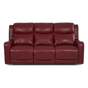 Bargain Theodore Reclining Sofa with Headrest and Lumbar Support by Red Barrel Studio Reviews (2019) & Buyer's Guide