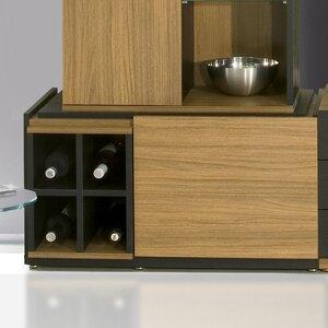 Weinschrank Inglewood für 4 Fl. von Hokku Designs