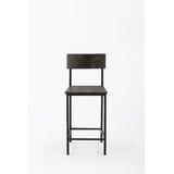 Bushman Solid Wood 29 Bar Stool (Set of 2) by Williston Forge