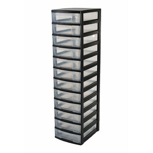 12 Drawer Filing Cabinet By IRIS