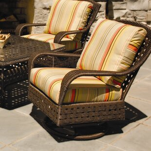 Lloyd Flanders Haven Patio Chair with Cus..
