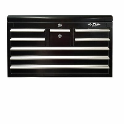 33â Wide 8 Drawer Top Chest Viper Tool Storage