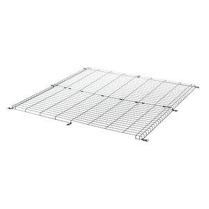 Exercise Pen Wire Mesh Top