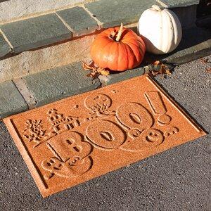 Aqua Shield Boo Ghost Doormat