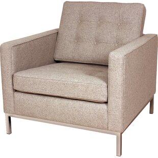 dCOR design Draper One Seater Sofa Chair