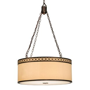 Meyda Tiffany Greenbriar 8-Light Pendant