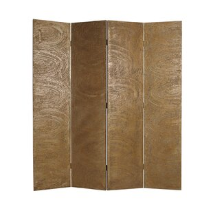 Screen Gems Muse 4 Panel Room Divider