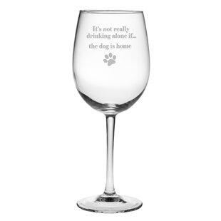 Best Dog Themed Wine Glasses | Wayfair EO97