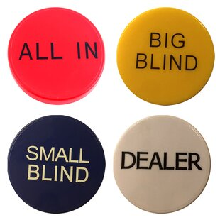 Poker Button ByIDS Online Corp