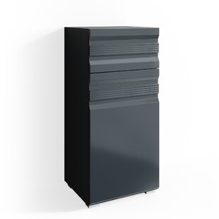 Mair 36.4 X 79cm Free-Standing Cabinet By 17 Stories