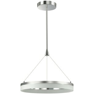 Orren Ellis Crater 1-Light LED Novelty Pe..