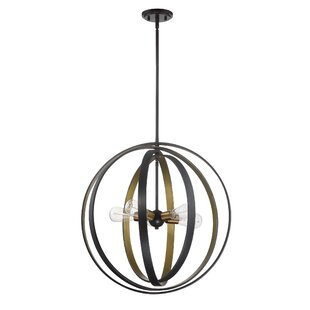 Brayden Studio Viviano 5-Light Foyer Pend..