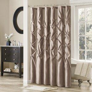 Captivating Ashley Shower Curtain