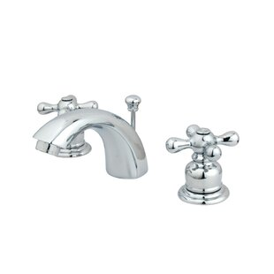 Kingston Brass Mini Widespread Bathroom Fauc..