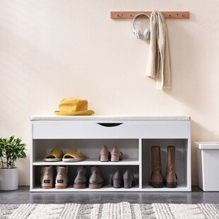8 Pair Shoe Storage Bench By Fairmont Park