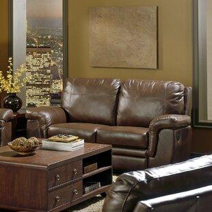 Palliser Furniture Brunswick Reclining Loveseat