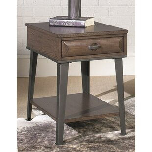 Compare Acker End Table by Millwood Pines