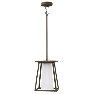 Propst 1-Light Outdoor Mini Pendant