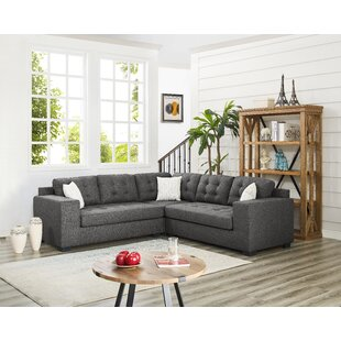 Barrister Sectional by Ebern Designs