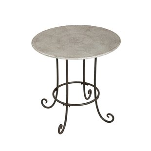 Cecere Round Iron Bistro Table