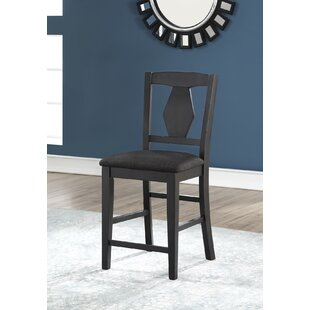 Munos 26 Bar Stool (Set of 2) by Charlton Home