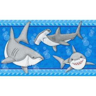 Great choice Klimek Fish 'N Sharks Bath Rug ByZoomie Kids