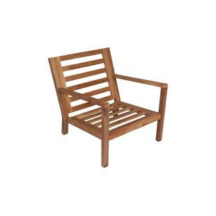 Quinn Teak Patio Chair