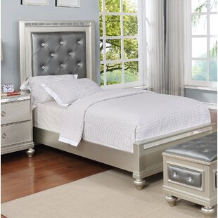 Price Check Lyke Panel Bed by Rosdorf Park Reviews (2019) & Buyer's Guide